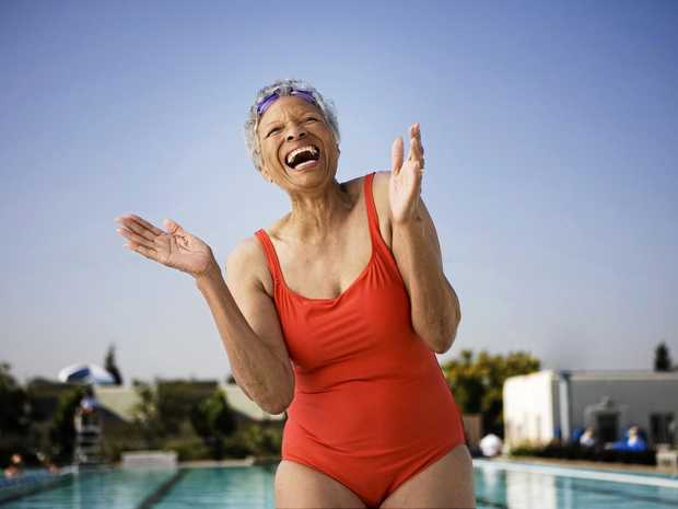 HAPPY TIMES: Aging can be a positive experience ... if you let it.