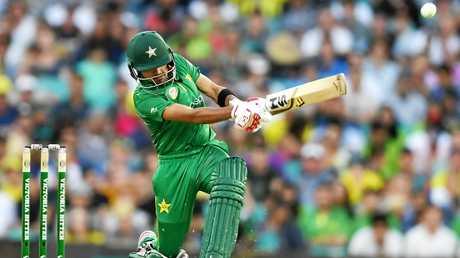 Babar Azam of Pakistan.