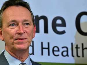 SHOCK DECISION: Sunshine Coast hospital CEO steps down