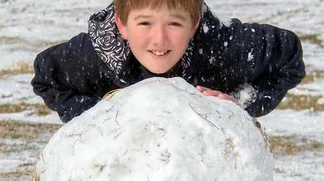 Snow is a possibility in the Southern Downs this winter.