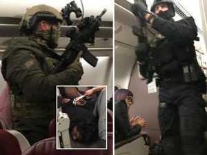 Plane bomb fright: No delay, say police