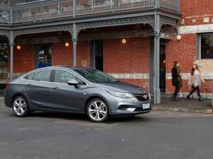 Holden's new Astra sedan to start from $21,990 drive away