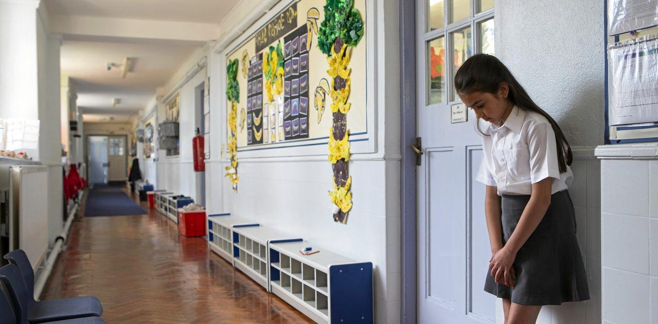 Beerwah State High had one of the highest number of bad behaviour incidents in the state.