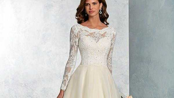 Stunning dress by Alfred Angelo.