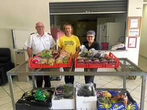 Gympie supermarkets making meals out of rescued food