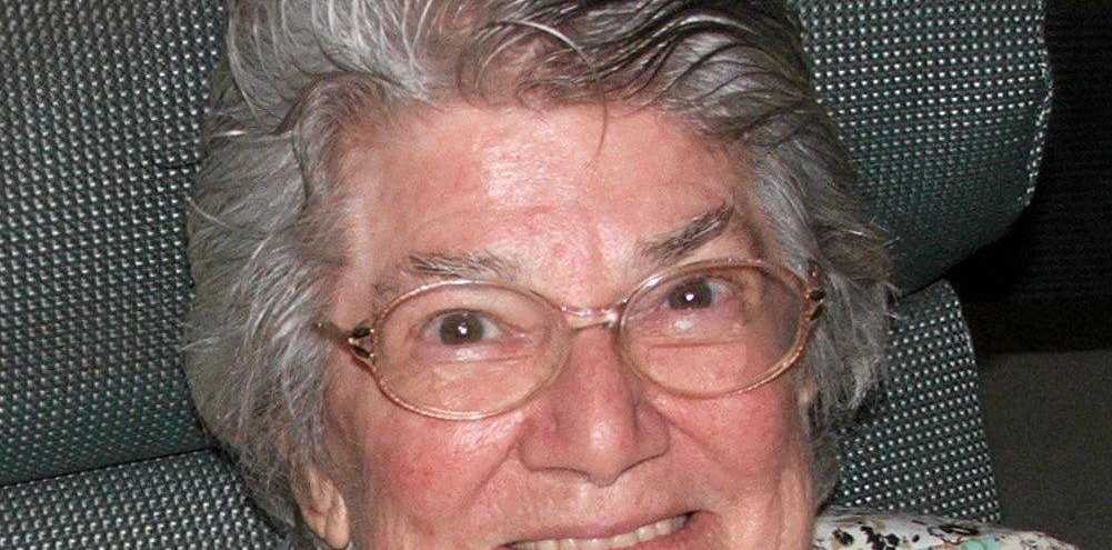 OBITUARY: Beryl Symons, of Eimeo Rd, Mackay, passed away peacefully in her sleep on March 18, 2017.