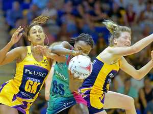 Lightning aims to stifle vaunted Vixens attack in Super finals