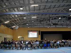 Mackay Sugar question session derailed