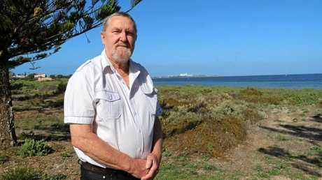 Ceduna mayor Allan Suter.