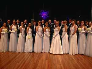 Debutantes keep tradition alive