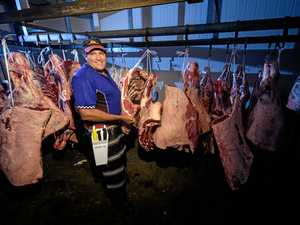Butcher has a passion for the next big thing in meat