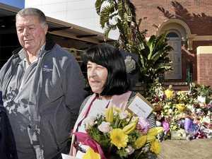 Brett Forte's parents grateful for region's support