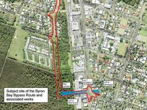 Decision made on Byron Bay town centre bypass appeal