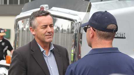 Minister Darren Chester.
