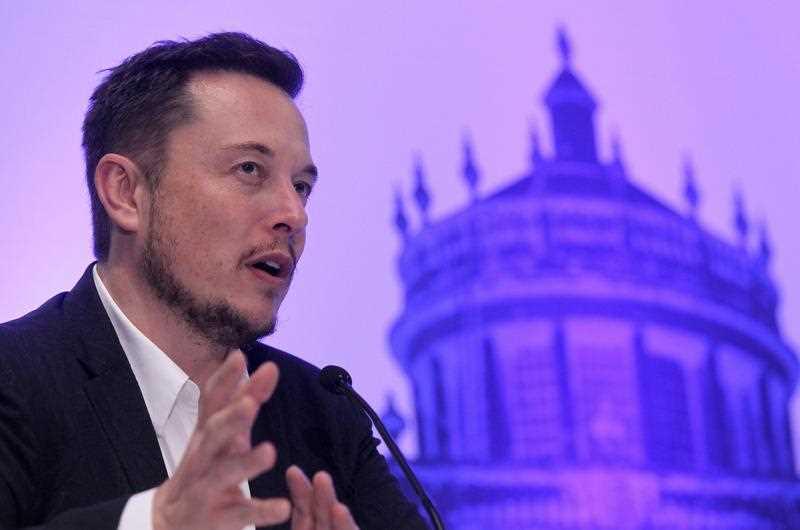 Billionaire Elon Musk