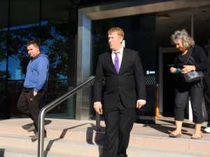 Brett Michael Sorrell walks free from court