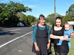 Residents fear speed limits too fast for busy road