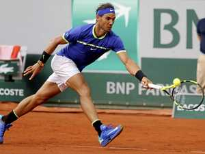 Nadal thumps Georgian to edge closer to 10th French Open