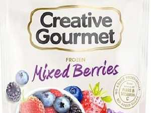 Frozen berries recalled after suspected links to hep A
