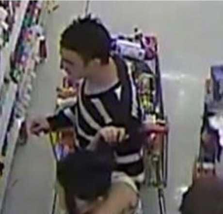 Police believe the person pictured in this image may be able to assist officers with the investigation into a recent Shop steal - unlawfully take away goods which occurred on Thursday May 18 2017 at approximately 9pm.