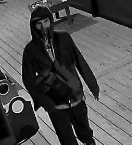 Police believe the person pictured in this image may be able to assist officers with the investigation into a recent Break and enter which occurred on Saturday May 20 2017 at approximately 5:50AM .