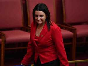 Senator Lambie faces accusations from Rob Messenger