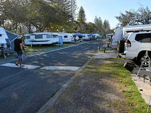 Time running out for caravan park