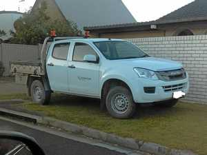 Ticket on way to council staffer caught parking on footpath