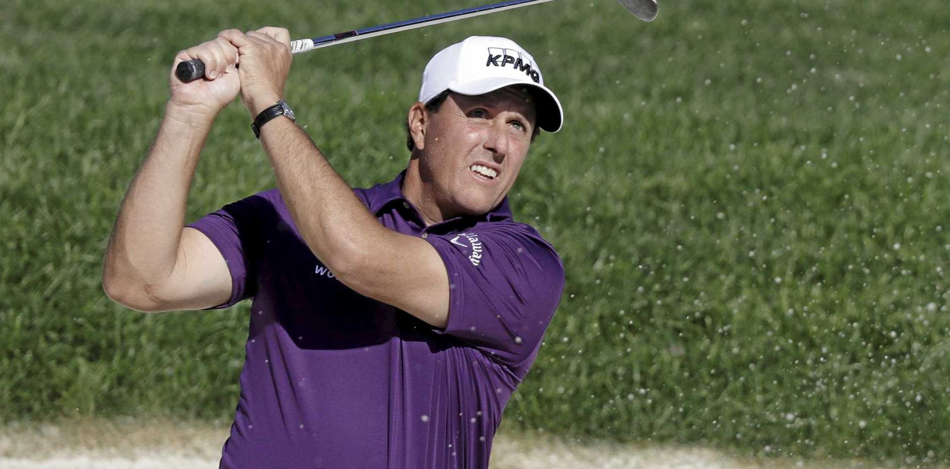 Phil Mickelson is set to miss the US Open for his daughter's graduation day.