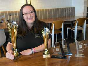 Gladstone's top barista wins national championship