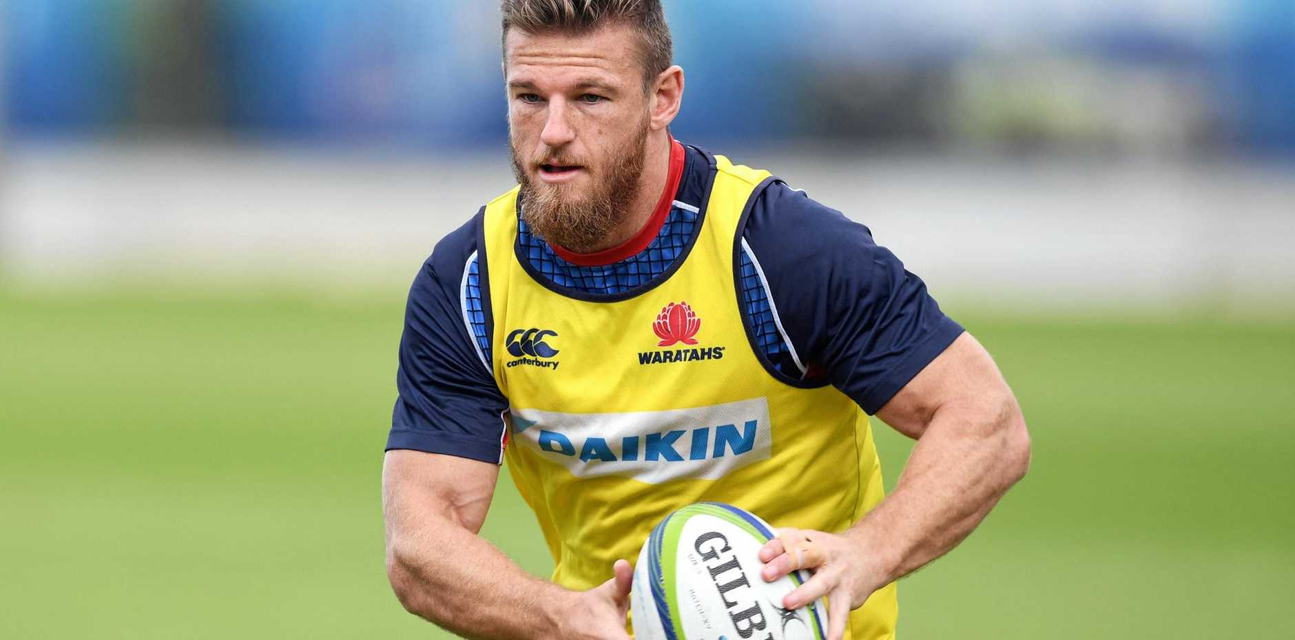 Rob Horne is back in the Wallabies squad.