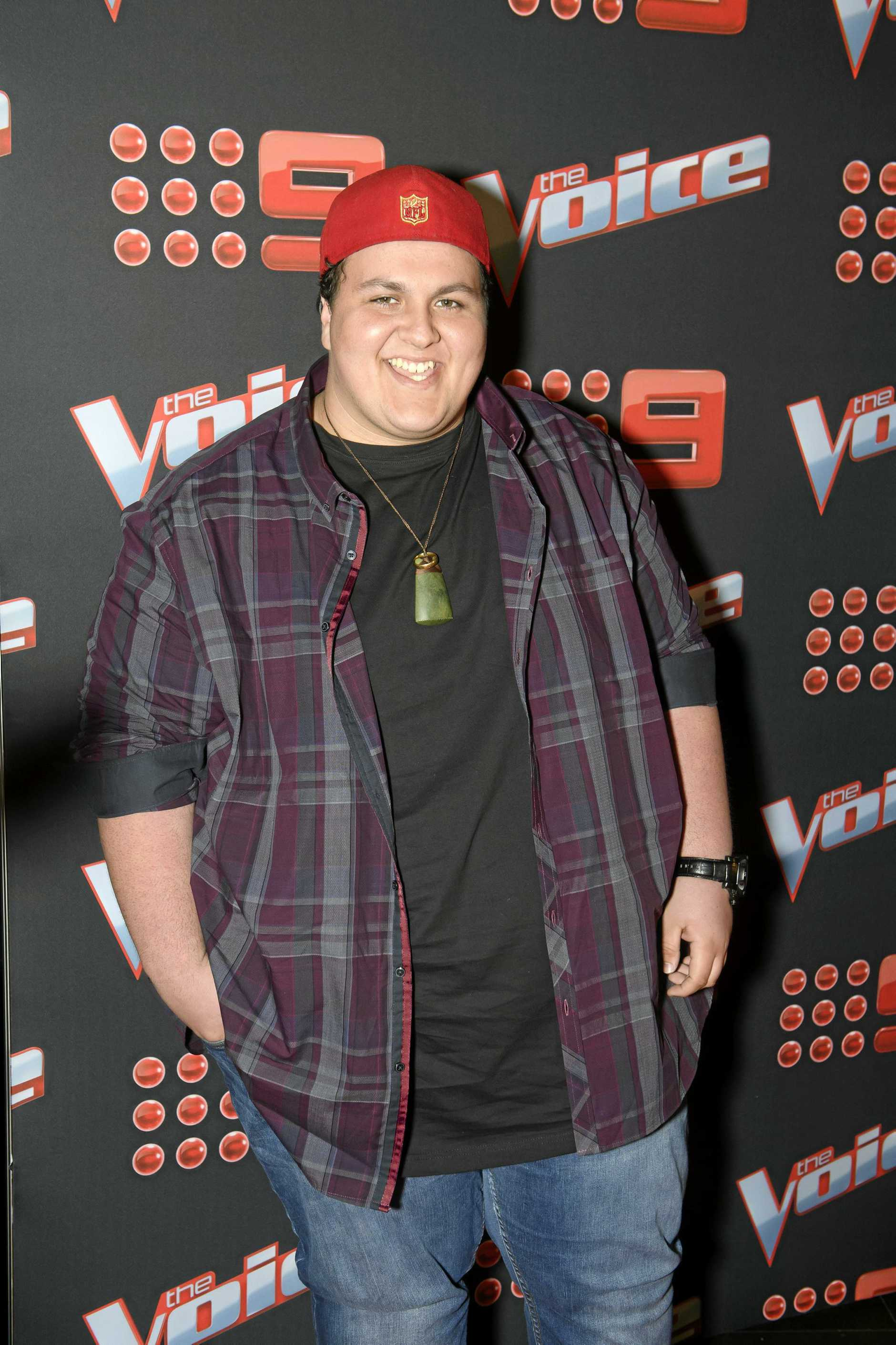 Team Delta's Judah Kelly.