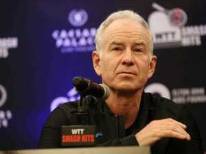 John McEnroe wants mass gay wedding at Margaret Court Arena