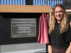 Flinders unveils updated aquatic centre