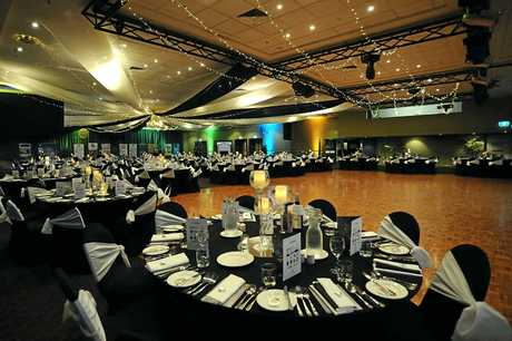 The Sunny Business Awards will be held on Saturday night.