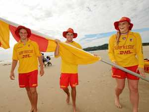 Funding for our Surf Life Savers