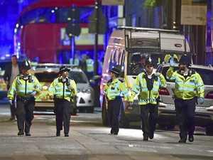Cop temporarily blinded fighting London Bridge terrorists