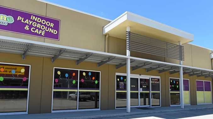 CLOSED: Kidzone Hervey Bay has closed its doors for the last time, after failing to make a profit.