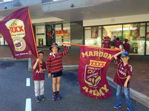 It's a great day to be a Queenslander
