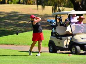 BARGARA GOLF: Nelson best at Bargara again