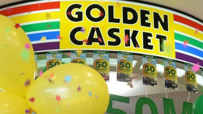 WINNER WINNER: A Proserpine woman has won big in the Gold Lotto over the weekend.