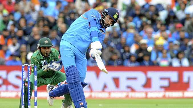 India's Yuvraj Singh scored a quickfire 53 in the win over Pakistan.