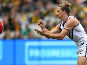 Nat Fyfe still not at his best, says Garry Lyon