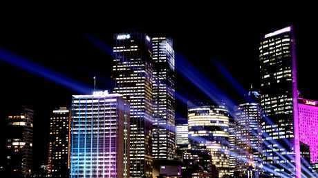 Capturing the lights of Vivid Sydney on a Canon Collective photography tour with Jenn Cooper