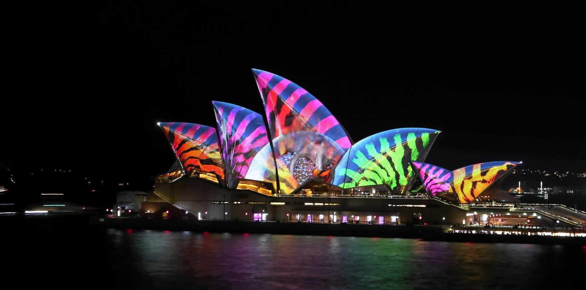 VERY HAPPY SNAPS: Capturing the lights of Vivid Sydney on a Canon Collective photography tour with Jenn Cooper.