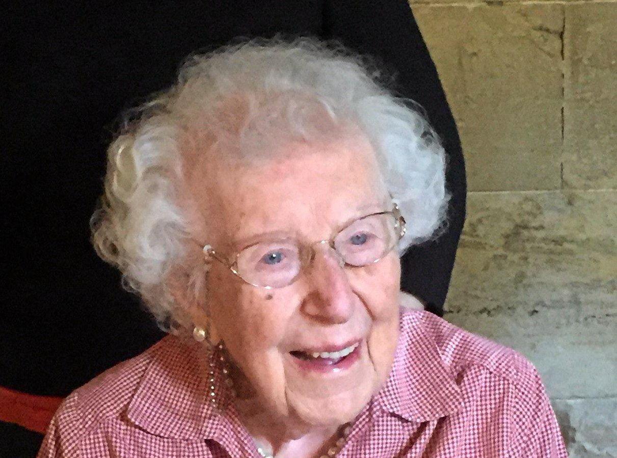 RETURLOST: Susan Knowles-Jackson, 99.