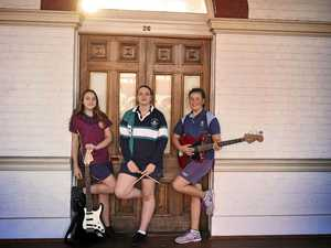 'We're the voice of the future' - Gympie's Dr Rock launches music institute challenge