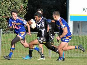 Magpies rammed by Marist Brothers in tough away belting