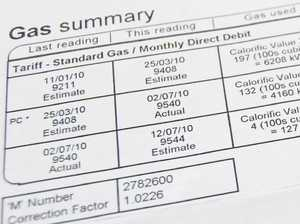 Man receives $24k gas bill