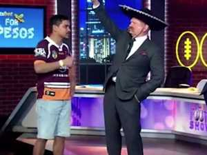 Fatty Vautin accused of racism